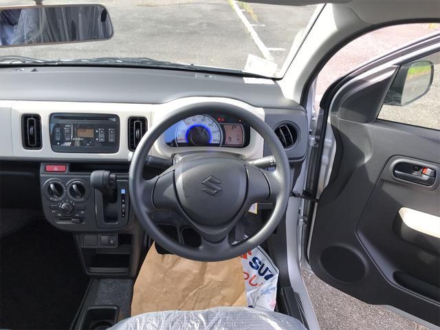 L CVT シートヒーター 純正CDデッキ 届出済未使用車(3枚目)