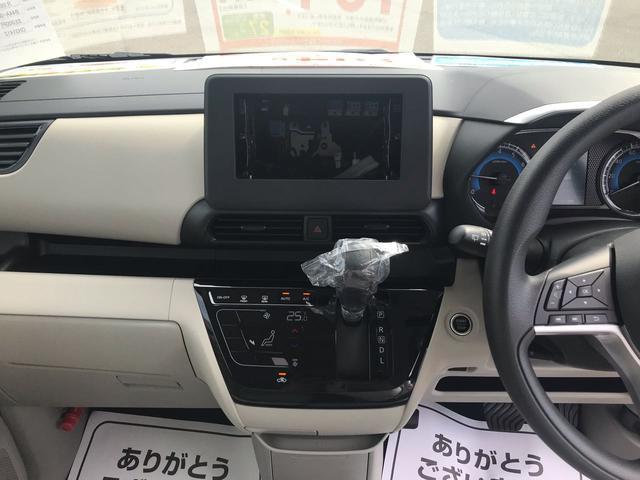 X 快適パックA 届出済未使用車 アラウンドビュー(17枚目)