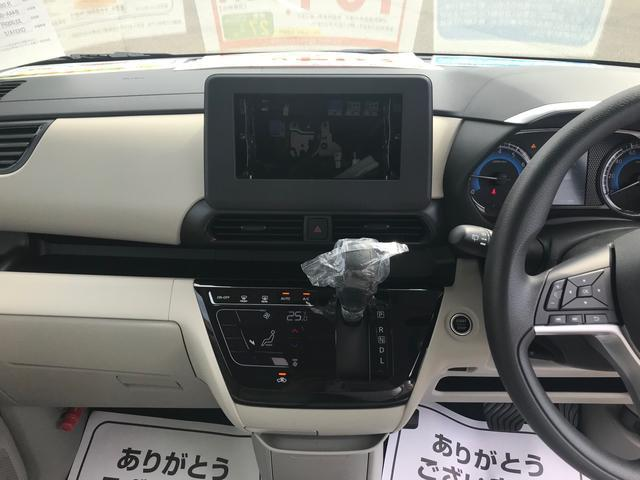 X 快適パックA 届出済未使用車 アラウンドビュー(16枚目)