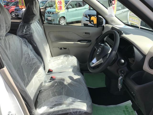S エマージェンシーブレーキレス キーレス 届出済未使用車(11枚目)