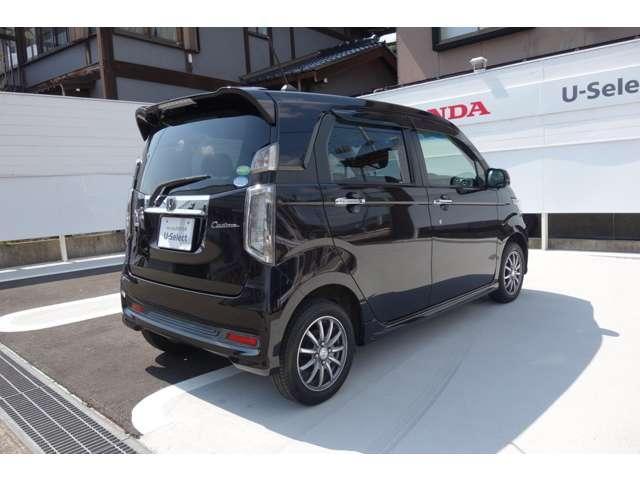 「ホンダ」「N-WGNカスタム」「コンパクトカー」「岐阜県」の中古車7