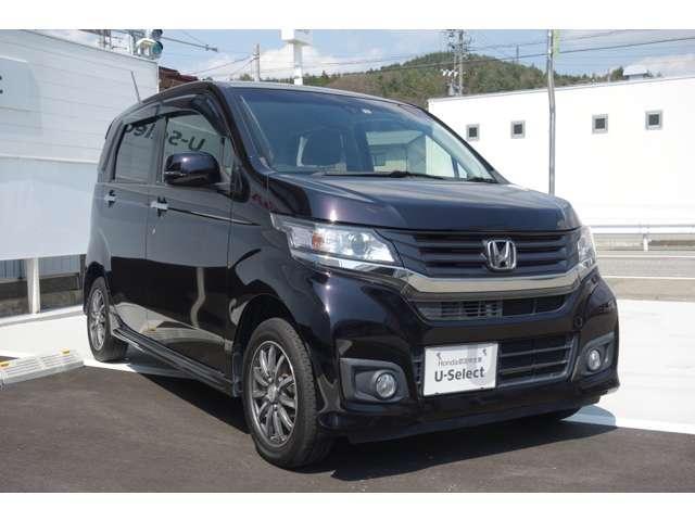 「ホンダ」「N-WGNカスタム」「コンパクトカー」「岐阜県」の中古車8