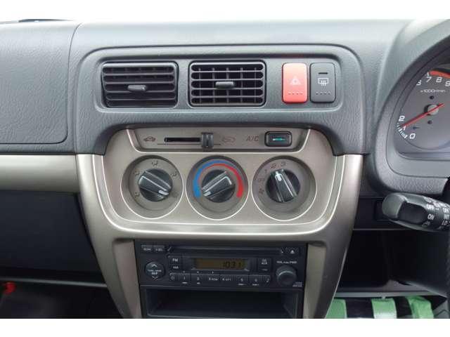 ベースグレード 5MT 4WD CDデッキ(14枚目)
