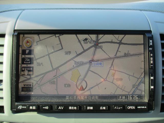日産 マーチ 12Eシグネチャーインテリアパッケージ 純正HDDナビ