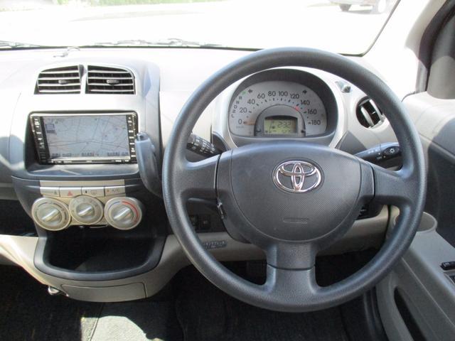 トヨタ パッソ G Fパッケージ 純正HDDナビ HID スマートキー