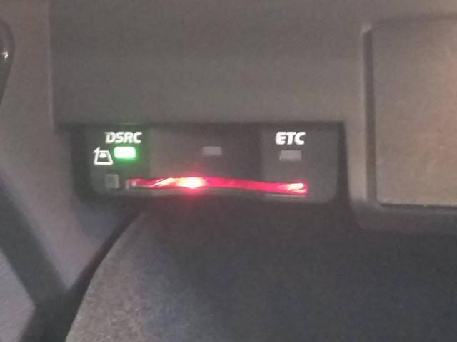 交通情報受信!DSRC付ETC!
