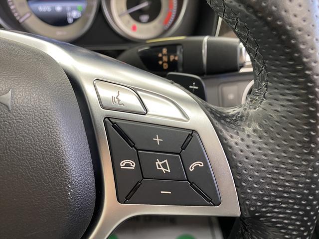 E250 アバンギャルド LEDヘッドライト 純正ナビ フルセグ 360度カメラ レーダーセーフティ ハーフレザーシート パワーシート シートヒーター パドルシフト ETC Bluetooth(22枚目)
