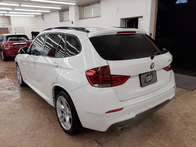 xDrive 20i Mスポーツ ナビ スマートキー ルームミラー一体型ETC 純正18インチアルミホイール アイドリングストップ フォグランプ HIDヘッドライト プッシュスタート(9枚目)