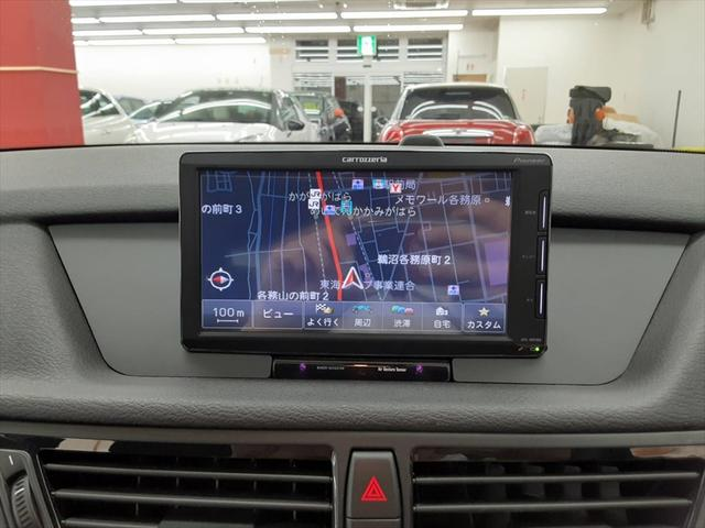 xDrive 20i Mスポーツ ナビ スマートキー ルームミラー一体型ETC 純正18インチアルミホイール アイドリングストップ フォグランプ HIDヘッドライト プッシュスタート(23枚目)