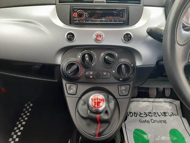 ツインエア 5MT オーディオ ハーフレザーシート 革巻ステアリング ターボ(25枚目)