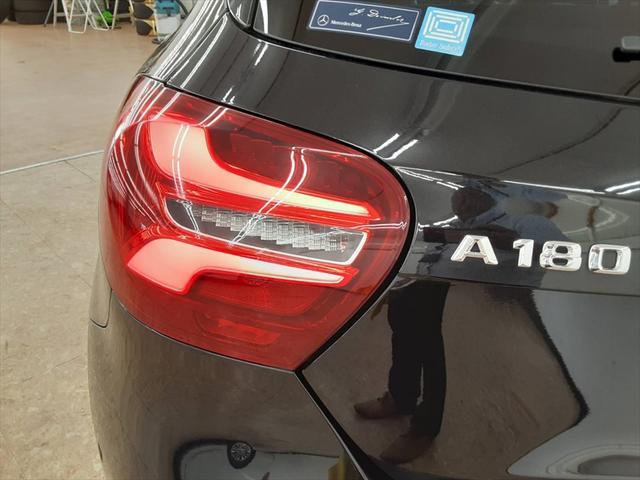 A180 レーダーセーフティパッケージ ベーシックパッケージ 純正HDDナビ フルセグTV LEDヘッドライト パワーシート レーンキープ ブラインドスポットモニター シートヒーター ハーフレザーシート(58枚目)