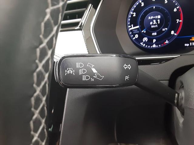 2.0TSI Rライン テクノロジーパッケージ 純正ナビ フルセグTV レーンキープ ブラインドスポットモニター 衝突軽減装置 マッサージ機能 シートヒーター(30枚目)