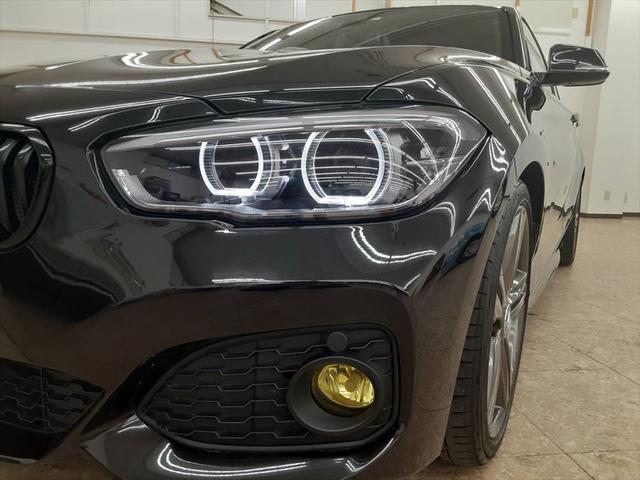 120i Mスポーツ インテリジェントセーフティ 純正ナビ シートヒーター 本革シート クルーズコントロール アイドリングストップ LEDヘッドライト Bluetooth ミュージックサーバー(13枚目)