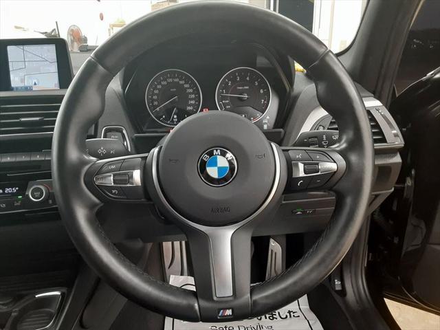 120i Mスポーツ インテリジェントセーフティ 純正ナビ シートヒーター 本革シート クルーズコントロール アイドリングストップ LEDヘッドライト Bluetooth ミュージックサーバー(26枚目)