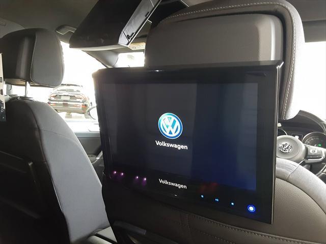 TSI Rライン 純正ディスカバープロナビ レーンキープアシスト プリクラッシュブレーキ 後席モニター バックカメラ DSRCETC レーダークルーズコントロール LEDヘッドライト コーナーセンサー オートホールド(49枚目)