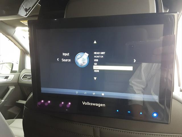 TSI Rライン 純正ディスカバープロナビ レーンキープアシスト プリクラッシュブレーキ 後席モニター バックカメラ DSRCETC レーダークルーズコントロール LEDヘッドライト コーナーセンサー オートホールド(51枚目)