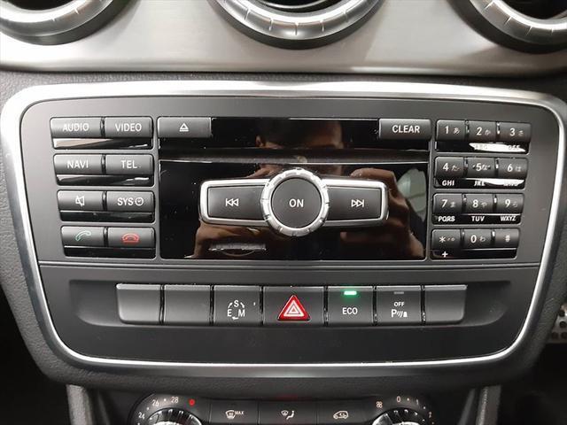 CLA180 バックカメラ パワーシート 純正18インチアルミホイール クルーズコントロール ターボ パドルシフト 純正HDDナビ LEDヘッドライト Bluetooth 衝突軽減ブレーキ(28枚目)