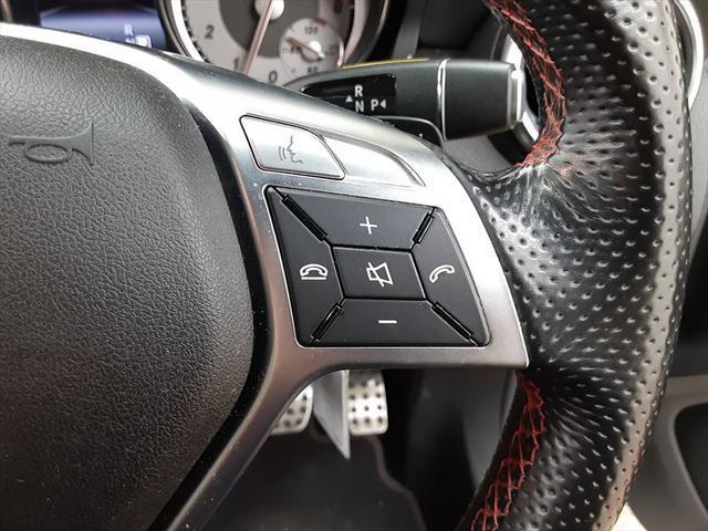CLA180 バックカメラ パワーシート 純正18インチアルミホイール クルーズコントロール ターボ パドルシフト 純正HDDナビ LEDヘッドライト Bluetooth 衝突軽減ブレーキ(31枚目)