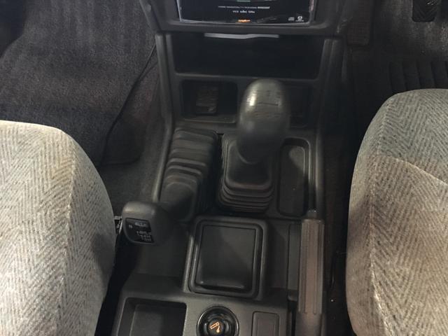 三菱 パジェロ ワイド XRリミテッドエディション ワンオーナー車 ターボ車