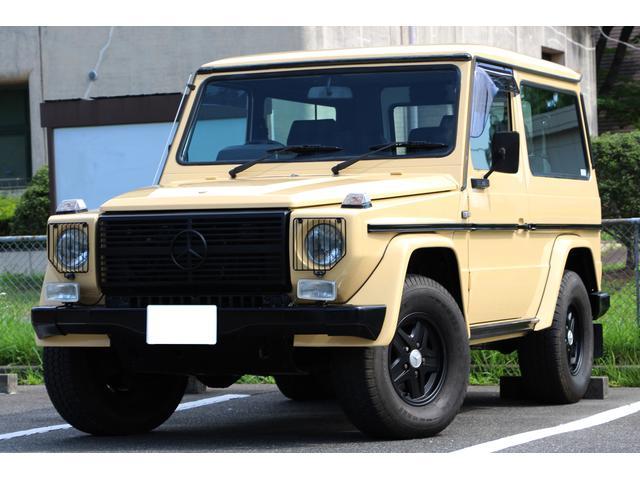 メルセデス・ベンツ ゲレンデヴァーゲン プレディカート 230GE
