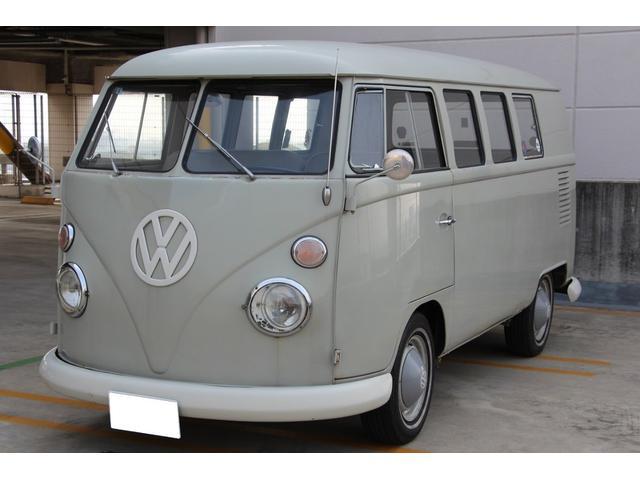 「フォルクスワーゲン」「VW タイプII」「ミニバン・ワンボックス」「愛知県」の中古車4