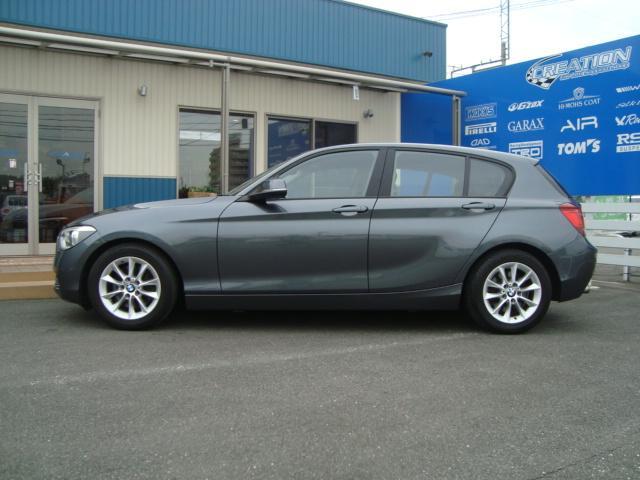 BMW BMW 116iスタイル 1オーナー 純正HDDナビ BカメラETC
