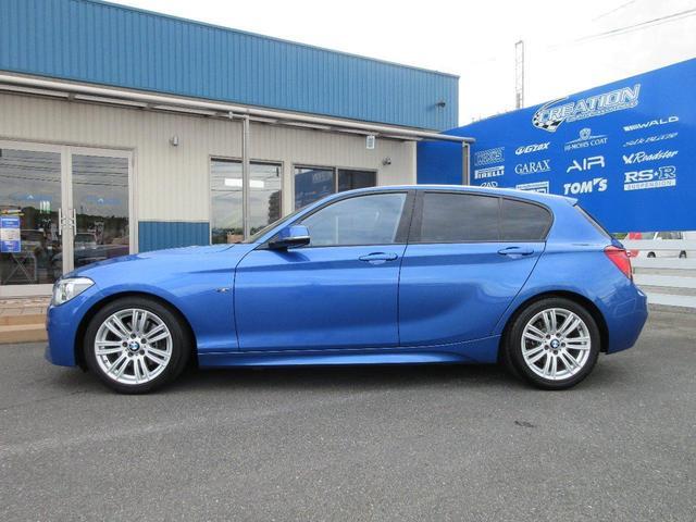 BMW BMW 116iMスポーツ 1オーナー ナビ 地デジ ETC Bカメ