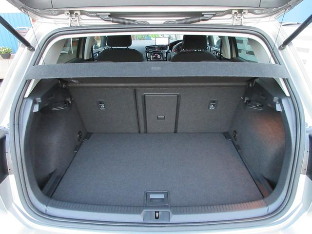 フォルクスワーゲン VW ゴルフ TSIハイL BMT 1オーナー DCC&専用ホイール ナビ
