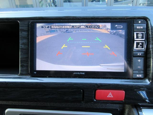 GL スマートキー AC100V アルパインフルセグナビ Bカメラ ETC(18枚目)