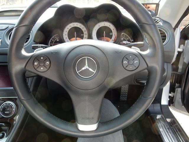 メルセデス・ベンツ M・ベンツ SL350 キーレスゴー フルセグTV