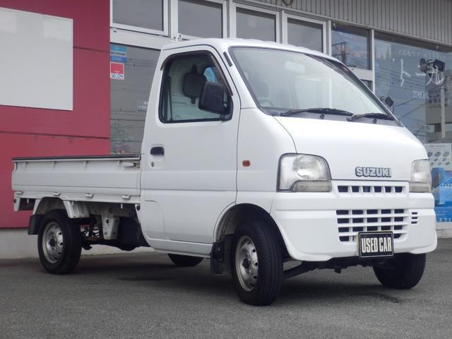 KUスペシャル 4WD エアコン(6枚目)