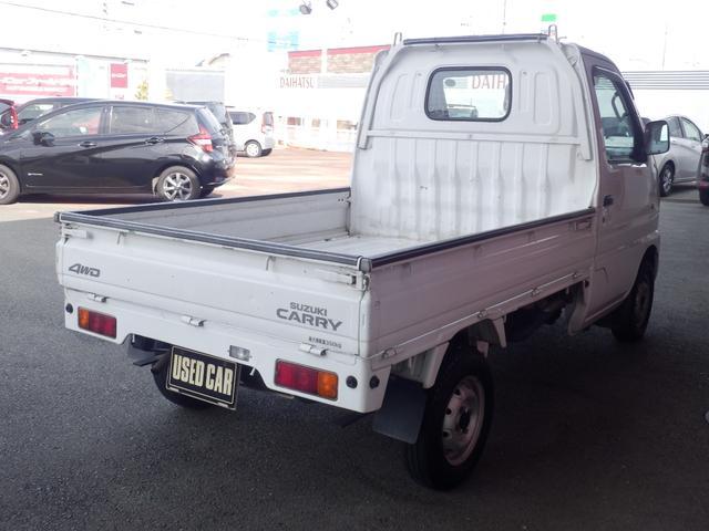 KUスペシャル 4WD エアコン(8枚目)