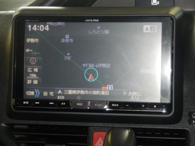 ZS アルパイン9インチフルセグナビ アルパイン11.4フリップダウンモニター HIDヘッド オートライト パワースライドドア スマートキー(13枚目)