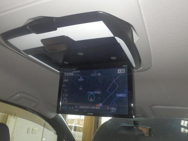 ZS アルパイン9インチフルセグナビ アルパイン11.4フリップダウンモニター HIDヘッド オートライト パワースライドドア スマートキー(31枚目)