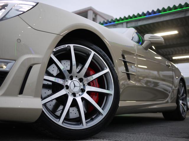 SL63 AMG パフォーマンスPKG カーボンインテリア(3枚目)