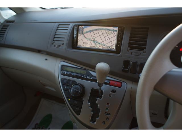 トヨタ アイシス L 片側オートスライド ナビ バックカメラ 後期型