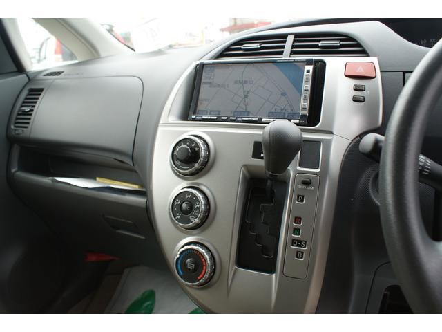 福祉車両 助手席リフトアップシート ナビ(12枚目)
