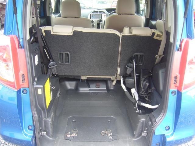 X ウエルキャブ車 車椅子仕様スロープタイプ  ナビ付ETC(6枚目)