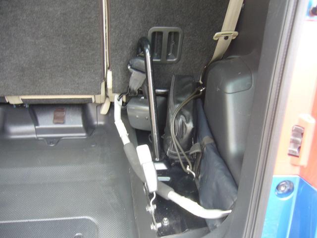 X ウエルキャブ車 車椅子仕様スロープタイプ  ナビ付ETC(14枚目)