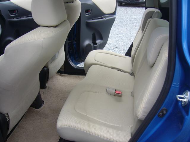 X ウエルキャブ車 車椅子仕様スロープタイプ  ナビ付ETC(18枚目)