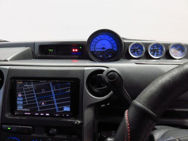 トヨタ bB Z XバージョンTRDスポーツM 車高調 レカロシート