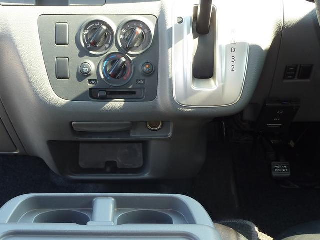 日産 NV350キャラバンバン ロングDX SDナビ 両側スライド ETC キーレス