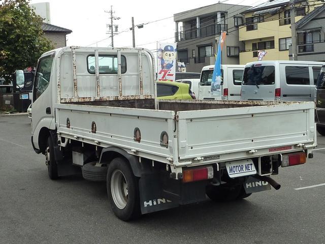トヨタ ダイナトラック フルジャストロー