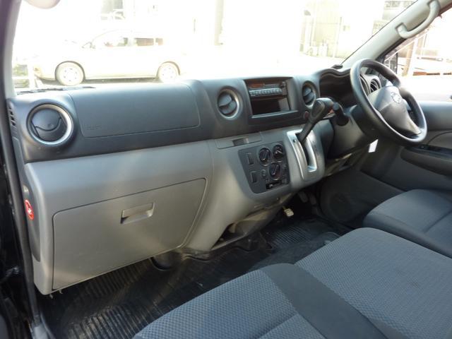 日産 NV350キャラバンバン ロングDX ワンオーナー車 両側スライド キーレス