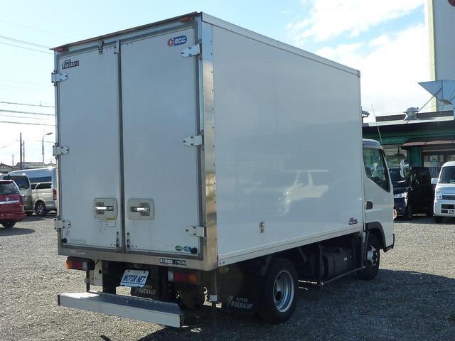 全低床 冷凍冷蔵車 三菱冷凍機(3枚目)