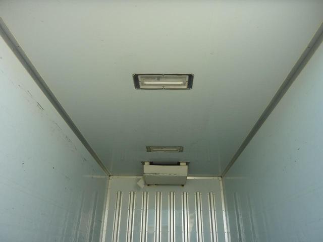 全低床 冷凍冷蔵車 三菱冷凍機(10枚目)