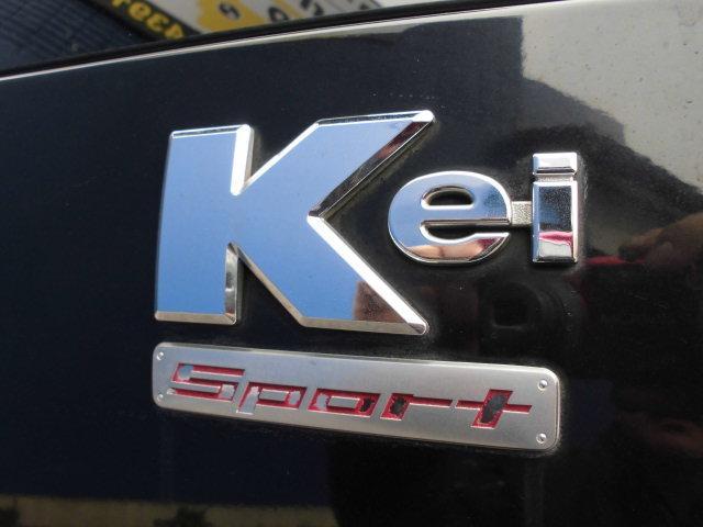スズキ Keiスポーツ スズキスポーツ 5MT CD 1ヶ月1000km保証付