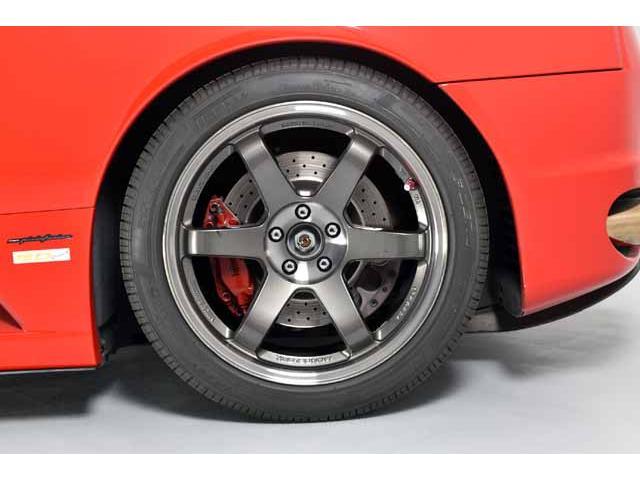 フェラーリ フェラーリ F430 F1 RSDカーボン製エアロ 鍛造18AW 新車並行
