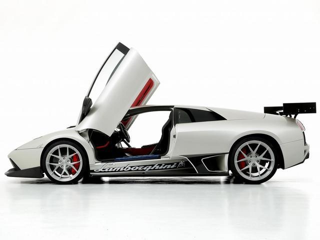 ランボルギーニ ランボルギーニ ムルシエラゴ LP640 09yモデル CARBON PKG