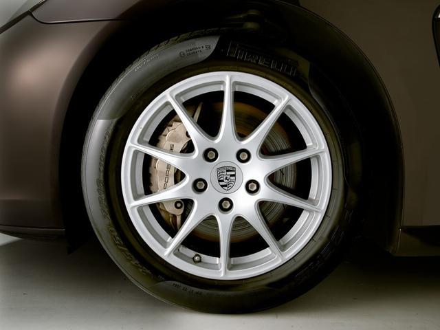 4S 4WD スポーツクロノ エアサス 左H ETC 禁煙車(8枚目)